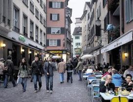 Kota Wisata Zurich Swiss | Agen Rental Mobil dengan Sopir di Eropa | Scoop.it