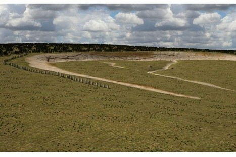 """Researchers Discover Huge Underground Neolithic """"Super-Henge"""" 