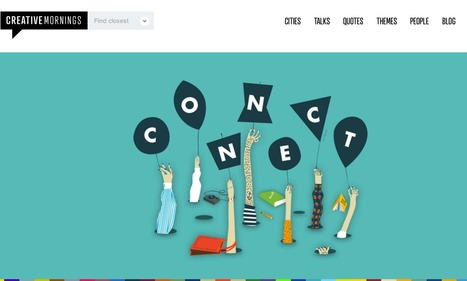 CreativeMornings | Leadership, Innovation, and Creativity | Scoop.it