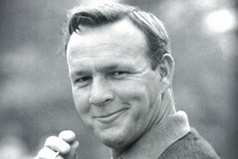 Golf Channel's 'Arnie' Offers Look at King of Sports Marketing   Marketing_me   Scoop.it