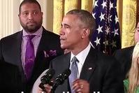 Obama plaide en larmes pour un meilleur contrôle des armes à feu | Tout le web | Scoop.it