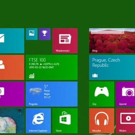 Windows Blue Update Leaks Online With Tile Changes | Design & Technology by AVPC.EU | Scoop.it
