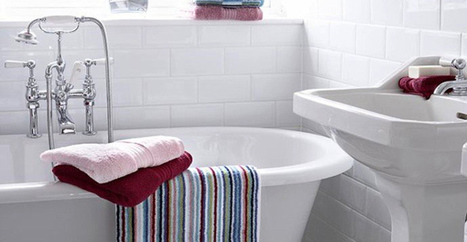 5 Tips for Your Guest Bathroom | Best Home Organizing Tips | Scoop.it