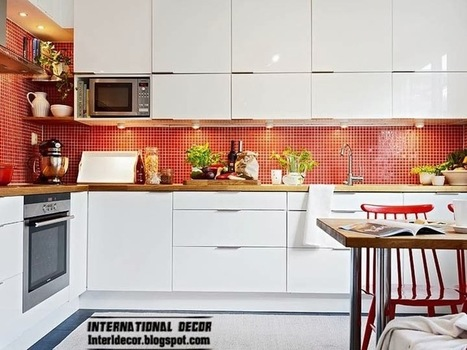 International decor: Scandinavian Kitchen design and style - Top trends | Great Bathroom and Kitchen Style | Scoop.it