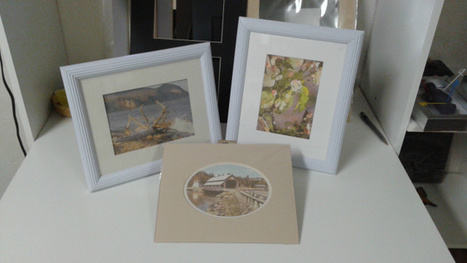 DISCOVERIES: Early Vintage Canvas Prints by Rod MacKay, St. Martins, NB | The Nature of Art | Scoop.it