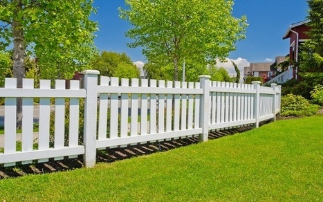 Post-and-rail-fence | Do Home Improvement Yourself | Scoop.it