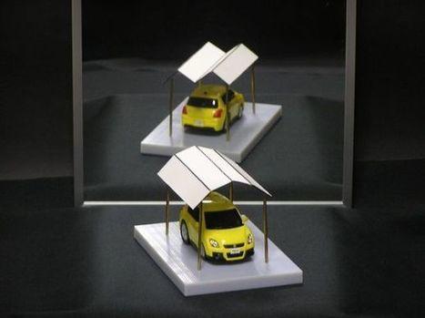 La máquina japonesa de las ilusiones ópticas (casi) imposibles. Noticias de Tecnología | Debate Formativo | Scoop.it