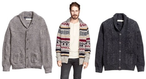 Men's Knitted Cardigans: Make a Decision In Selection Best One | cheap cardigans for men | Scoop.it