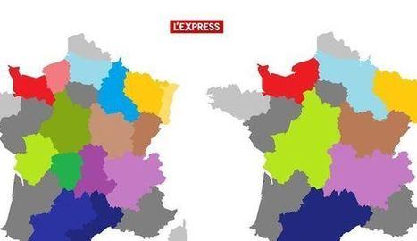 Réforme territoriale: les nouvelles super-régions sont-elles logiques? - L'Express | Reforme territoriale | Scoop.it