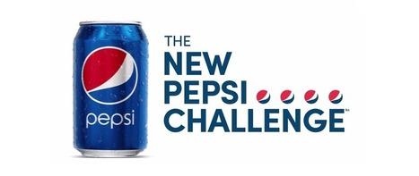 Le Pepsi Challenge revient | promo review mars | Scoop.it