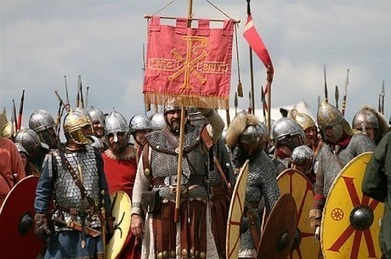 The Birth of the Eastern Roman Army (395 AD) | LVDVS CHIRONIS 3.0 | Scoop.it