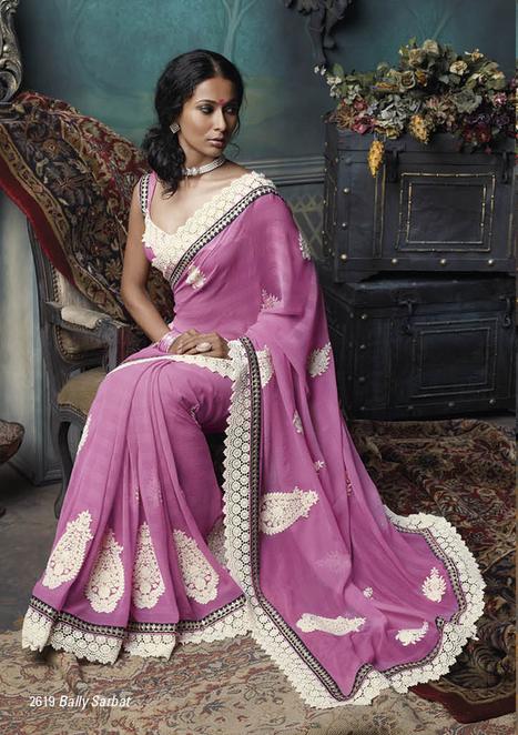 Party Wear Sarees Online | Sarees | Scoop.it