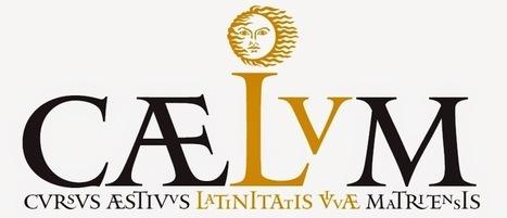 CAELVM: Abierto plazo de inscripción. IV Cursus AEstivus Latinitatis Vivae Matritensis | culturaclasica.com #Madrid | EURICLEA | Scoop.it