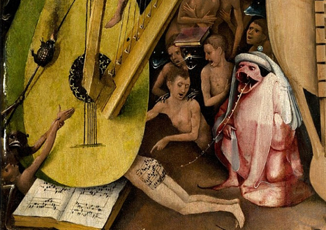 "Excavating the Music Hidden in Bosch's ""Garden of Earthly Delights"" 