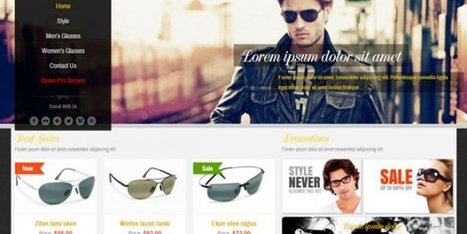 Best FREE Responsive Magento Themes For E-COMMERCE | Technology Bell | Technology Bell | Where Technology Thinks | Scoop.it