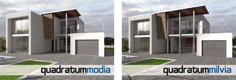 Case prefabbricate della linea Quadratum | Smart Domus Plus | Case prefabbricate | Scoop.it