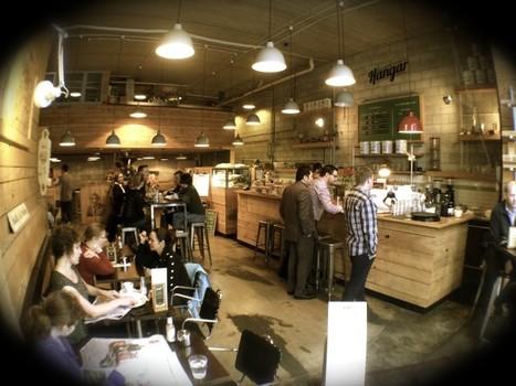 5 Splendid Cafes In Wellington | Coffee News | Scoop.it
