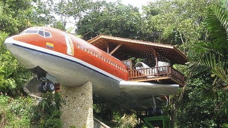 12 unusual hotels you won't believe actually exist | Tourism Innovation | Scoop.it