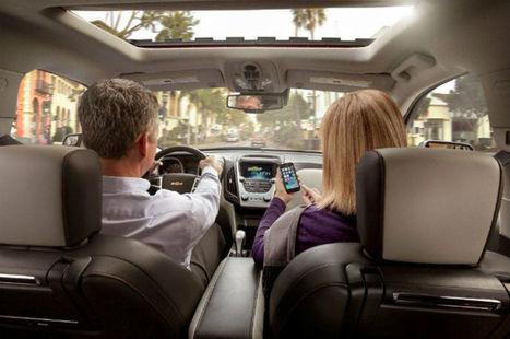 [Automobile connectée] Les conducteurs n'utilisent pas les nouvelles technologies du véhicule connecté   Transport terrestre- ground transportation   Scoop.it