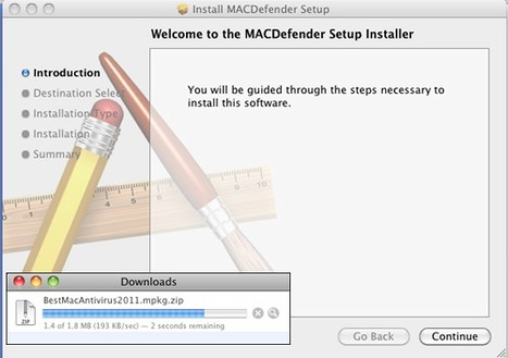 The short history of Mac malware: 1982 – 2011 | Naked Security | Apple, Mac, iOS4, iPad, iPhone and (in)security... | Scoop.it