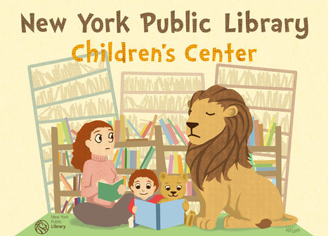 100 Children's Books for Reading and Sharing from NYPL | Visual*~*Revolution | Scoop.it