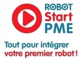 Projet ROBOT Start PME : Appel à candidature d'experts. - CCIV   Mp4 new technologie   Scoop.it
