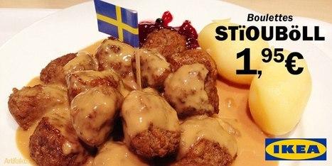 De la viande de cheval retrouvé chez IKEA | Baie d'humour | Scoop.it