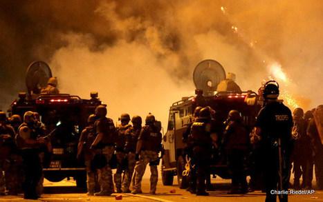 #Mintcasts: Ferguson Reveals Parallels Between NDAA, Militarization Of Police | Criminal Justice in America | Scoop.it