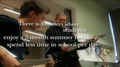 ¿Por qué Finlandia tiene el mejor sistema educativo del mundo? | MEDIA´TICS | Scoop.it