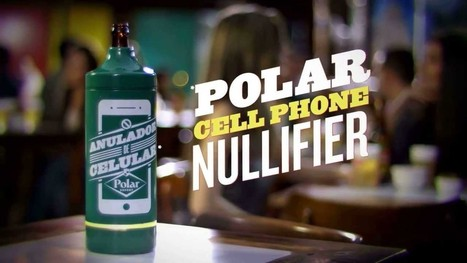 Polar Cell Phone Nullifier - YouTube | Booze | Scoop.it