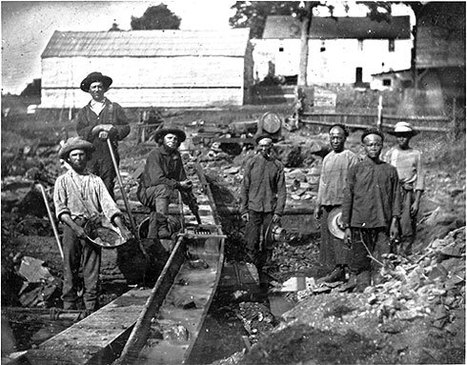Gold Rush Sesquicentennial | California Gold Rush | Scoop.it