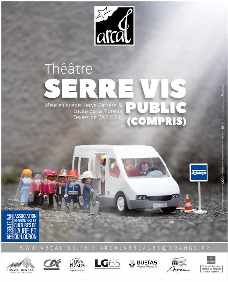 Soirée théâtre à Loudenvielle le 31 juillet - ARCAL | Vallée d'Aure - Pyrénées | Scoop.it