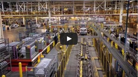 100 años de cadena de montaje de Ford, en 100 segundos | tecno4 | Scoop.it