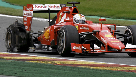 Pirelli to reveal Sebastian Vettel tyre findings at Italian GP - SkySports | F 1 | Scoop.it