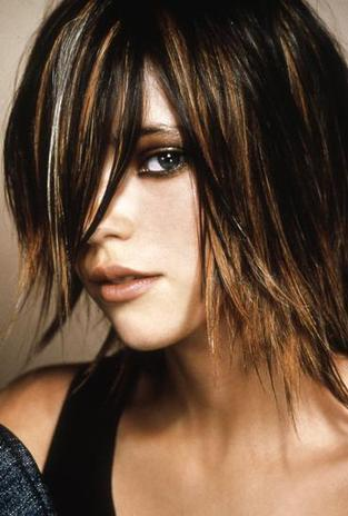 Black Hairstyles with Highlights for Summer 2012 - 2013   99 Hairstyles and Haircuts   Scoop.it