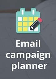 Email Campaign Planner - 2016 | A+E | Scoop.it