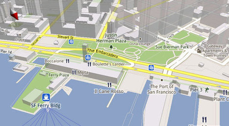 Cómo descargar mapas de Google Maps al teléfono para poder utilizarlos en modo offline, explicado al detalle | VI Tech Review (VITR) | Scoop.it