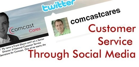 Customer Service Through Social Media | DonCrowther.com | Social Media Curator | Scoop.it