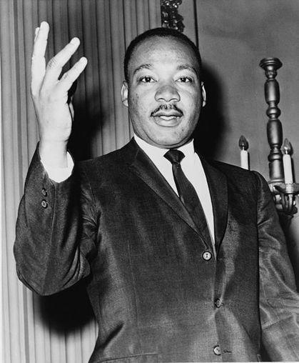 Le combat de Martin Luther King - B2   L'enseignement dans tous ses états.   Scoop.it