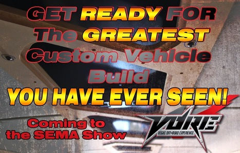 VORE to Unveil their New Transit at 2015 SEMA Show | hiatnorma links | Scoop.it