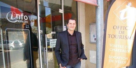 Un nouveau directeur à l'Office de tourisme Sauternes, Graves et Landes Girondines | Actu Réseau MOPA | Scoop.it