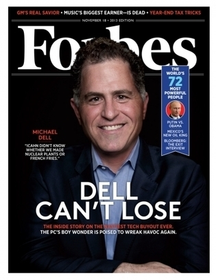 Dell Officially Goes Private: Inside The Nastiest Tech Buyout Ever   Finance News   Scoop.it