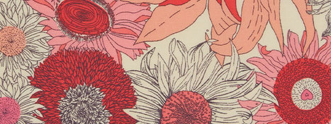 Fabrics: Back in Stock | Haberdashery | Liberty.co.uk | Papasan chair | Scoop.it