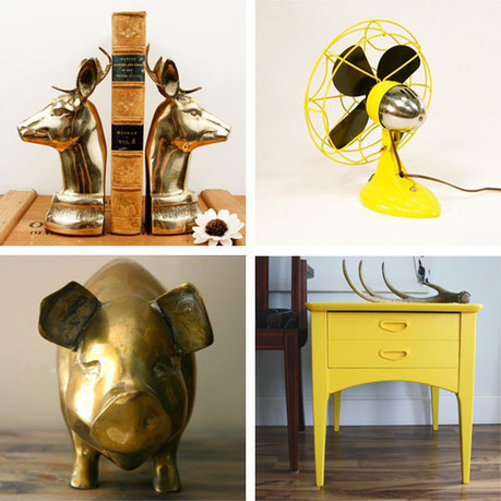 Color Pairing:   Yellow & Brass | Arte y Fotografía | Scoop.it