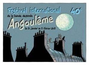Newsletter Cherbouquin spécial festival d'Angoulême 2013 | Newsletter Cher bouquin | Scoop.it