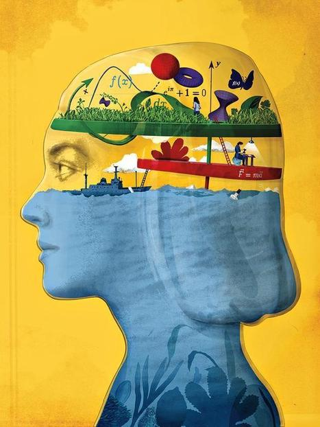 How I Rewired My Brain to Become Fluent in Math - Issue 40: Learning - Nautilus | The Science of Learning (and Teaching) | Scoop.it