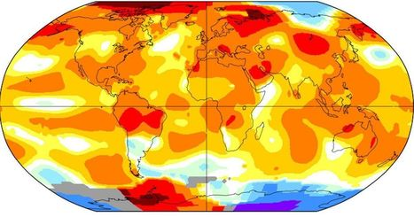 Warning sign: July 2016 ranks as Earth's hottest month on record | AP HUMAN GEOGRAPHY DIGITAL  STUDY: MIKE BUSARELLO | Scoop.it