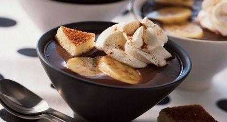 VELOUTÉ CHOCOLAT PRALINÉ - Essyndic.com | Cuisine, Recettes et art culinaire | Scoop.it