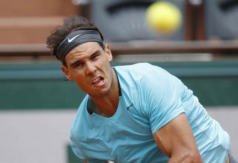 Nadal won and passed to next round | Tennis | Scoop.it