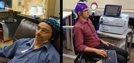 Première connexion entre 2 cerveaux humains via internet : un donne les ordres l'autre les effectue ! | I.T. | Scoop.it